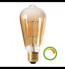 Ampoule Deco Filament Ampoule Led E27 Dimmable Basse Consommation Compatible Avec
