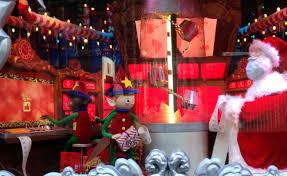 the christmas list 100 christmas window displays ideas designs zen merchandiser