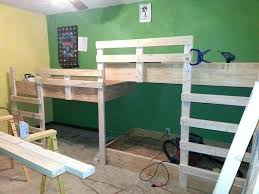 Bunk Bed For 3 3 Bunk Bed Plans Bunk Bed Plans 3 Level Bunk Bed Diy Selv Me