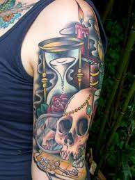 100 meaningful hourglass tattoo designs 2017 collection part 2