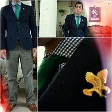 pablo arias john henry plaid dress shirt zara green tie c u0026 a