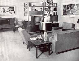 1930 homes interior house furniture 1930s to 1950s