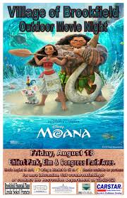Brookfield Zoo Halloween Events 2015 by Movie In The Park Moana Pg Village Of Brookfield