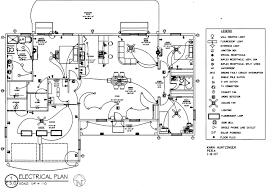 charming reading electrical blueprints 7 100 open plan floor