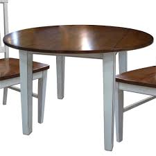 kitchen gathering island table intercon wolf and gardiner round drop leaf table