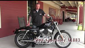 used 2008 harley davidson sportster xl 883 for sale in florida