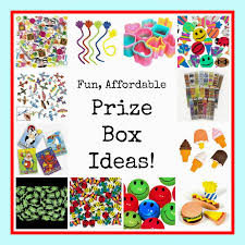 cheap mama fun affordable prize box ideas great for home