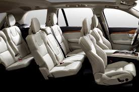 Ford Explorer 3 Rows - 2016 volvo xc90 reviews and rating motor trend