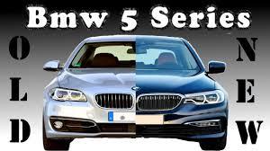 bmw 5 series differences bmw 5 series vs bmw 5 series