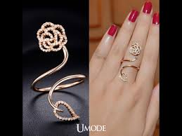 finger ring designs for beautiful light weight dailywear gold rings designs for