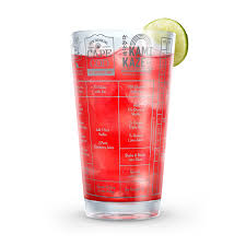 vodka tonic cranberry amazon com fred good measure cocktail recipe glass vodka
