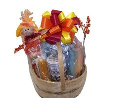 autumn and thanksgiving gift baskets