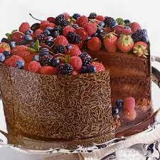 celebration cakes chocolate celebration cake recipe epicurious