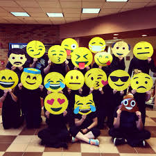 emoji costumes groupcostume halloween group u2026 pinteres u2026