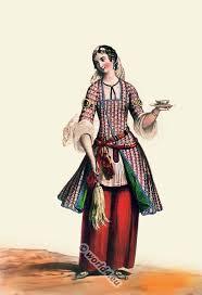 Ottoman Clothing Ottoman Clothes 19th Century 2