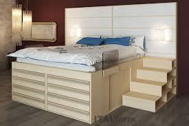 space saving beds italform design