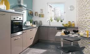 cuisine taupe et bois cuisine taupe et bois beautiful cuisine leroy merlin avis cuisine