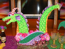 mardi gras items how to make mardi gras party decorations tepper