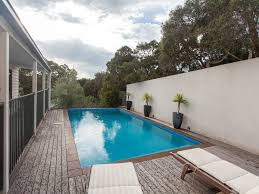 the white beach house stunning with pool blairgowrie mornington