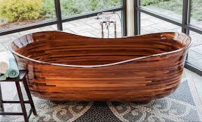 wooden bathtub a wooden bathtub pics