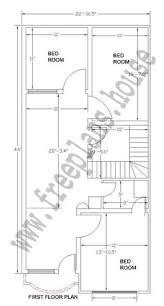 ground floor 35 65 feet 211 square meters house plan plans
