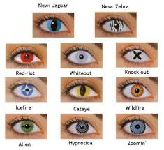 17 geo angel color images circle lenses