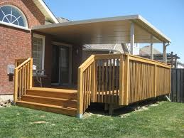 Decks With Roofs Pictures by Deck Covers Halifax Seasonal Sunrooms Nova Scotia