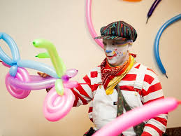 clowns balloons vanilla swirl the clown balloon stamford ct