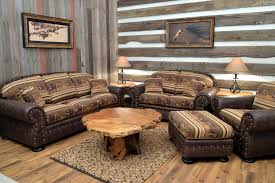 rustic livingroom furniture rustic living room ideas