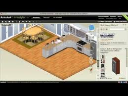 homestyler kitchen design software choosing floors appliances and countertops for your kitchen