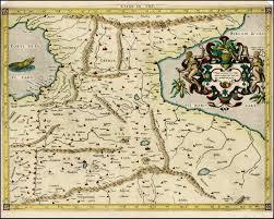 Map Of Albania 16th Century Maps Of The Caucasus Peopleofar