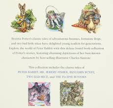 Two Bad Mice The Peter Rabbit Classic Collection A Board Book Box Set Beatrix
