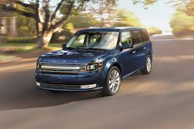 Pics Of Ford Flex We Hear Ford Flex To Be Discontinued By 2020 Motor Trend