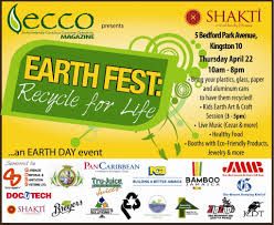 celebrate earth day at earth fest recycle for life yardedge