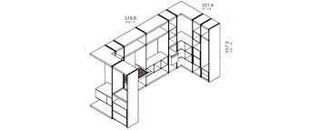 grandezza cabina armadio armadi su misura e misure standard