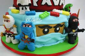 ninjago cake toppers lego ninjago cake jocakes