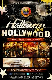 halloween goes hollywood the cornucopia majesty new york city