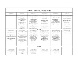 pta resume sample training agenda template sample training agenda template 5 2 best training template sample pta resume examples agreement template word