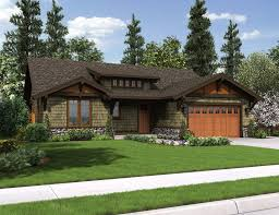 Western Ranch House Plans Ranch Style Home Designs