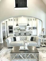 open floor kitchen designs open floor plans kitchen living room plan design and ideas