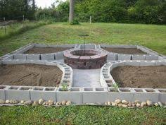 15 awesome outdoor diy projects using concrete blocks cinder