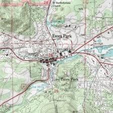 estes park larimer county colorado populated place estes park