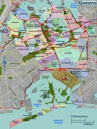 New York Map Districts by Glendale Queens Wikipedia