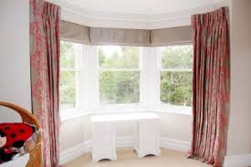 Curtains For Bay Window Bay Window Curtains That Cost Next To Nothing
