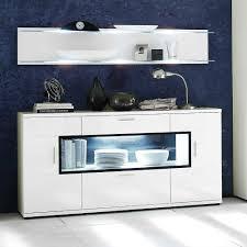 Wohnzimmerschrank Verkaufen Sideboard Mit Glasklappe Weiß Hochglanz Sideboard