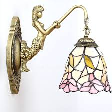 Overstock Wall Sconces Sconce Gorgeous Tiffany Style Wall Sconce Tiffany Style Wall