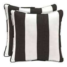 home decorators outdoor pillows home decorators collection black outdoor pillows outdoor