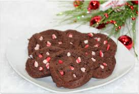 double chocolate peppermint crunch cookies food fun u0026 faraway places