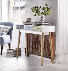 Retro Console Table Hygena Retro Console Table Dressing Table Retro Dressers