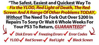 ps3 yellow light of death fix ps3lightsfix com ps3 repair ps3 repair guide ps3 yellow light of